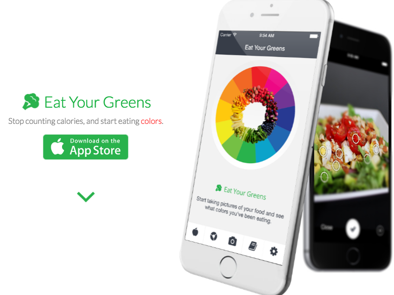 eat your greens app